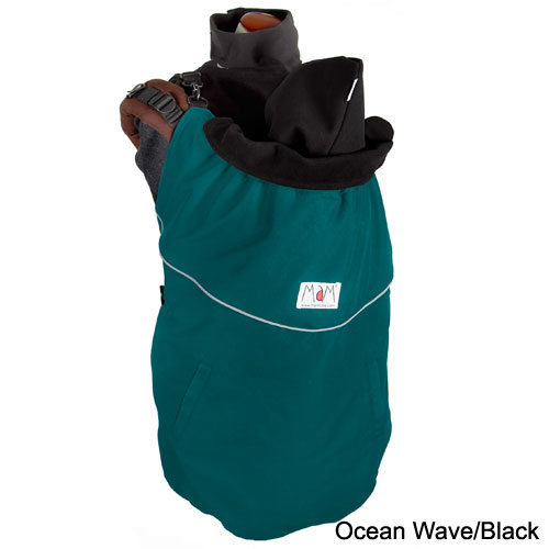MaM Flex Deluxe Cover Ocean Wave Black